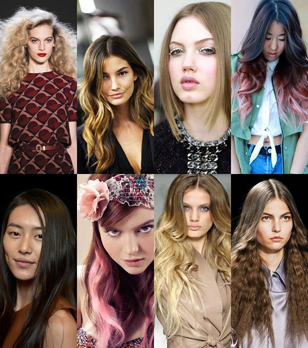 Tendenze di colore di capelli inverno 2013-2014