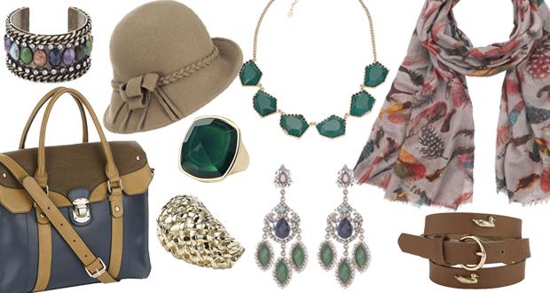 Accessori donna la nuova collezione accessorize inverno 2014 for Accessori moda anni 50