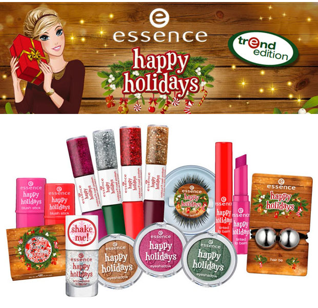 Essence collezione Happy Holiday