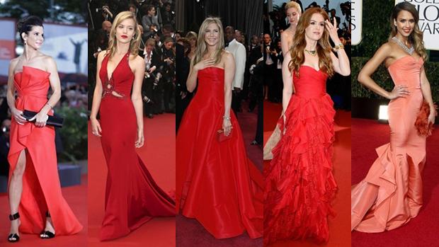 Questione Di Stile I Migliori Outfit Delle Dive Di Hollywood Nel 2013