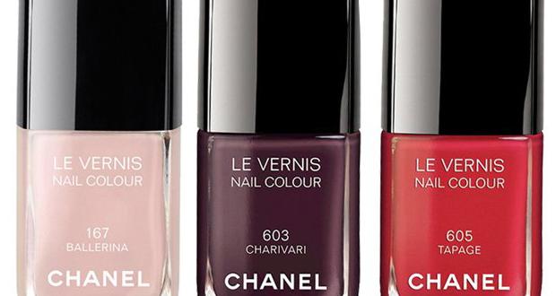 Smalti Chanel collezione primavera 2014