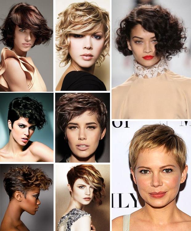 Taglio di capelli 2014 corti