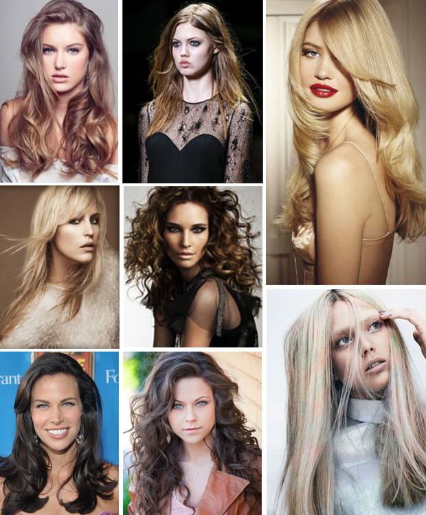 Taglio di capelli 2014 lunghi