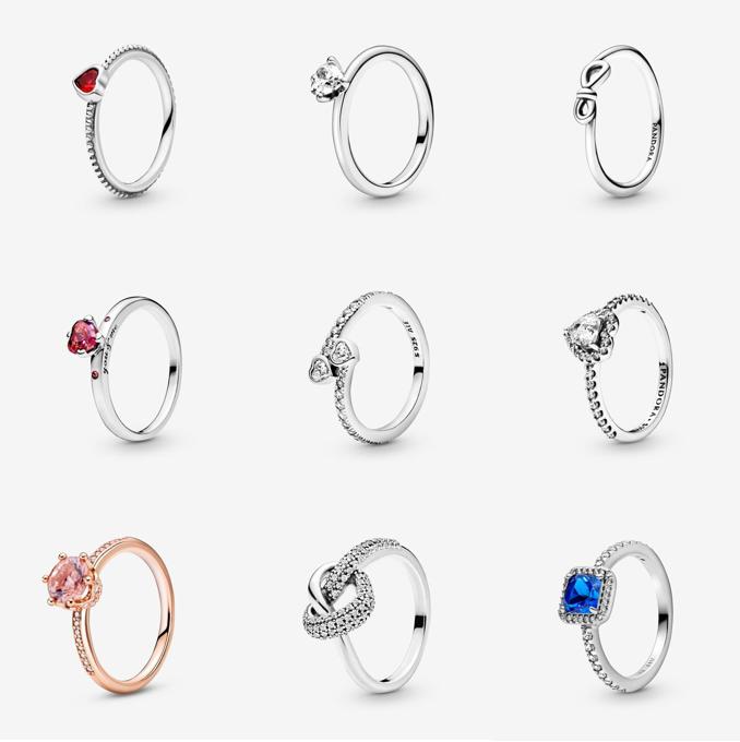 Anelli Pandora San Valentino 2021 idee regalo