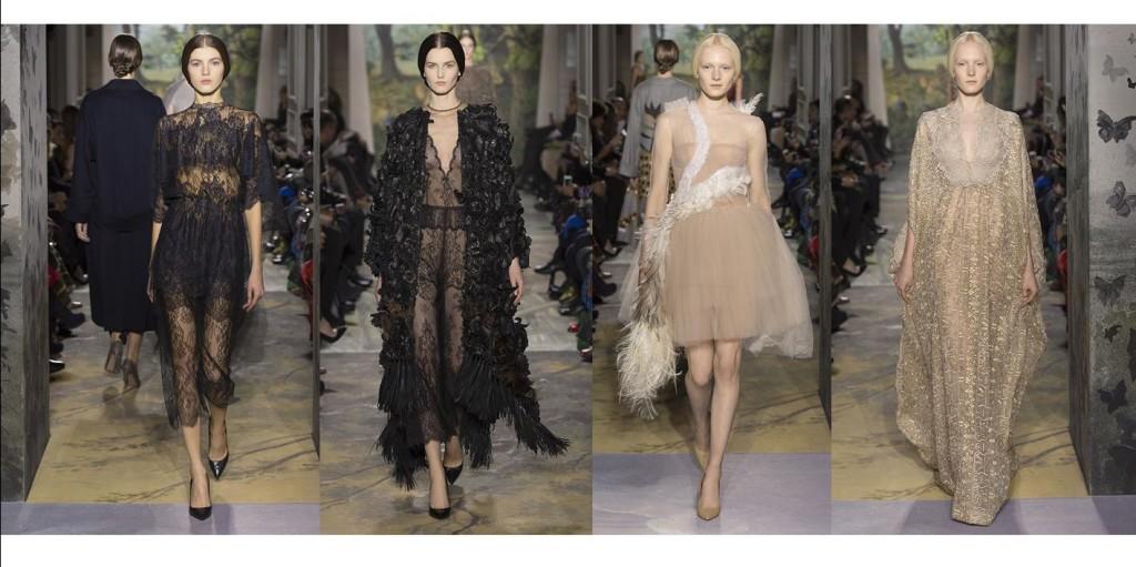 Valentino collezione Alta Moda primavera-estate 2014