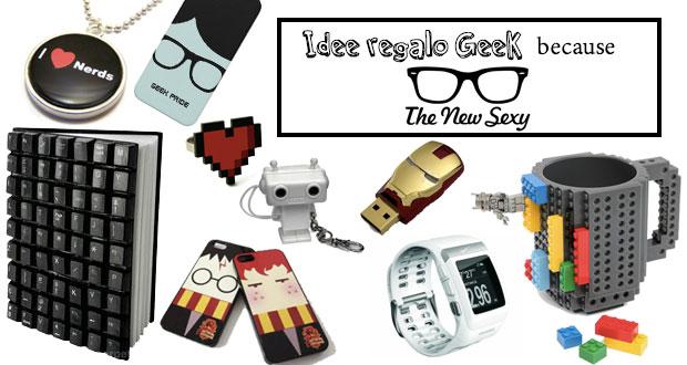 Cosa regalare al fidanzato: idee regalo geek
