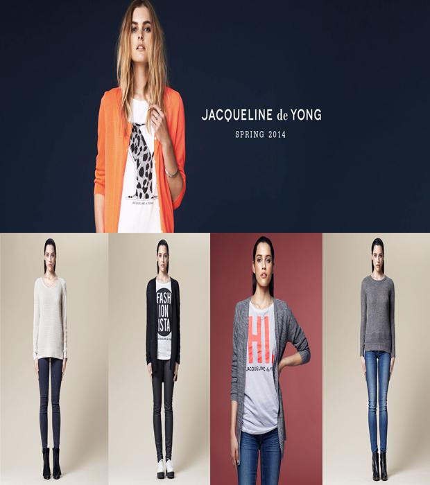 ONLY collezione Primavera 2014 - Jacqueline de Yong
