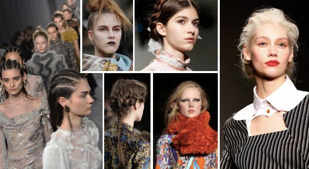 Tendenze Capelli Autunno 2014 Tutti I Look Delle Fashion Week