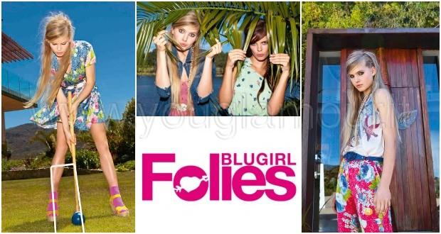 Blugirl Folies Collezione Primavera Estate 2014