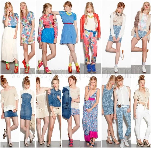 Blugirl Folies Spring Summer Collection 2014