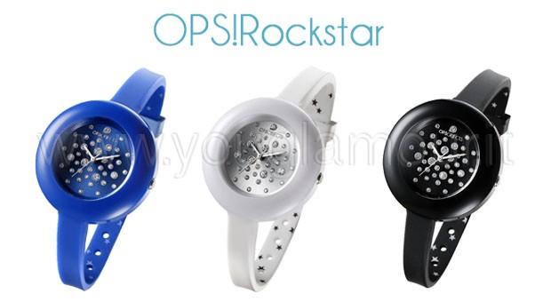 Orologi OPS!OBJECTS, colorati e irresistibili