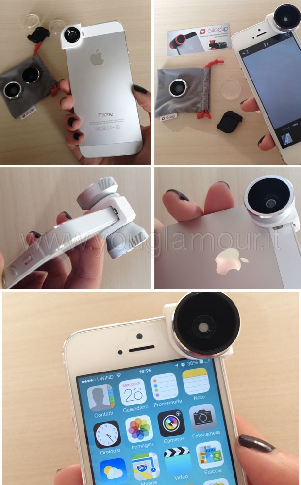 Olloclip-obiettivo-per-smartphone