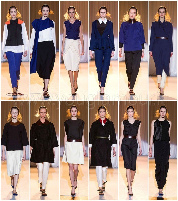 Roberto Musso Fall Winter 2014 2015 Collection