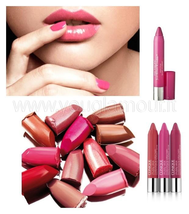 Tendenza trucco 2014: matitoni labbra super pigmentati