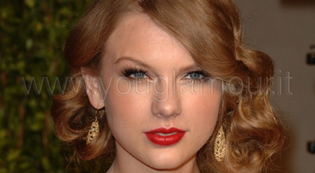 Taylor Swift - Trucco da Red Carpet