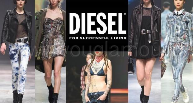 Diesel Collezione Autunno Inverno 2014 2015