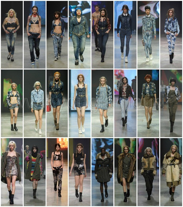 Diesel Fall Winter 2014 2015 Collection