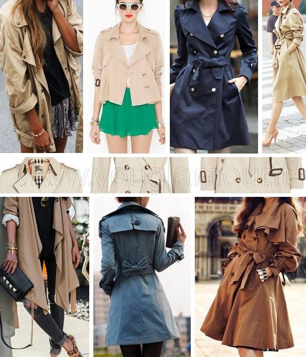 CONSIGLI DI STILE: Come indossare il trench