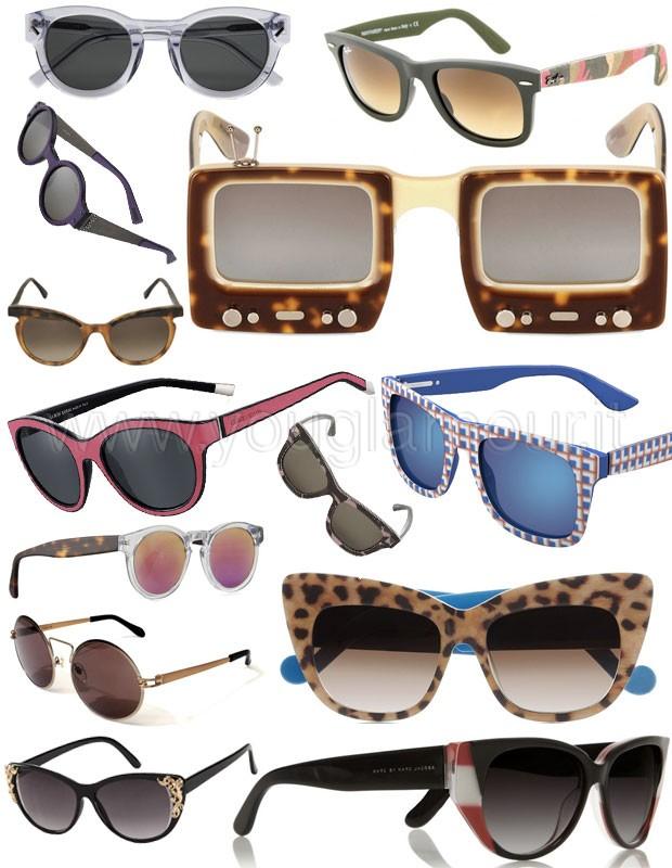 Trend-occhiali-da-sole-2014-colori-pop-e-dettagli-vintage
