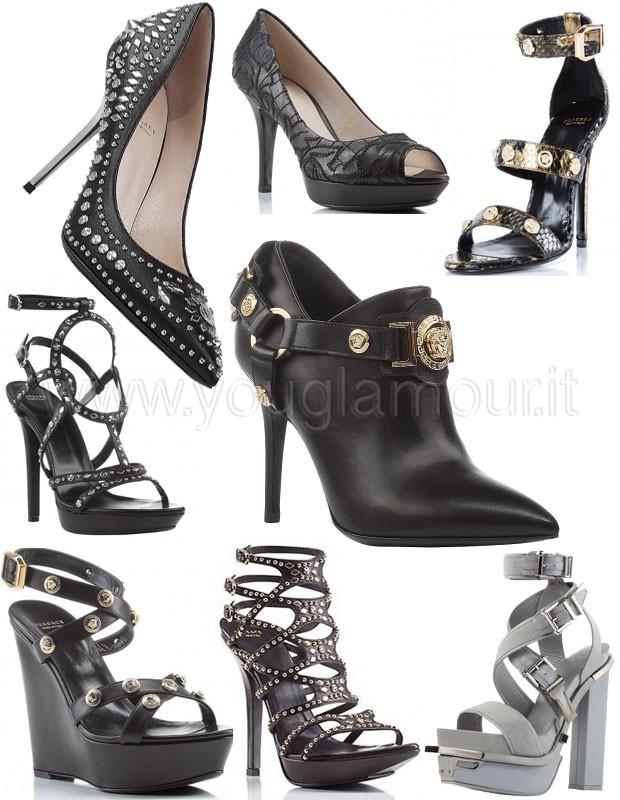 Versace-collezione-scarpe-modelli-della-primavera-estate-2014
