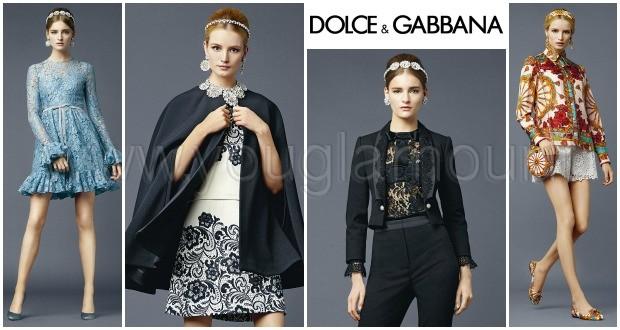 Dolce e Gabbana Primavera Estate 2014