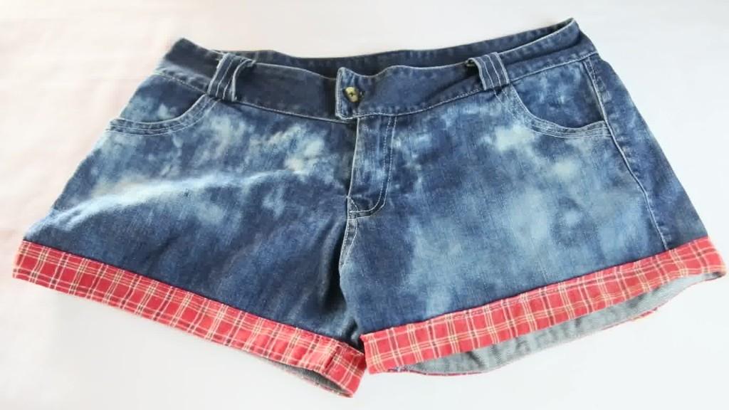 DIY: splatter bleach jeans