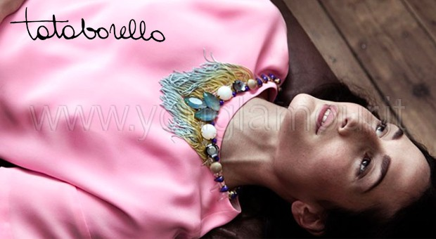 Fringes, la nuova collezione di Tataborello Officine Bijoux