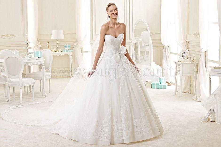 Nicole collezione di abiti da sposa 2015 1