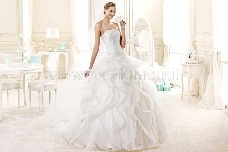 Nicole collezione di abiti da sposa 2015 10