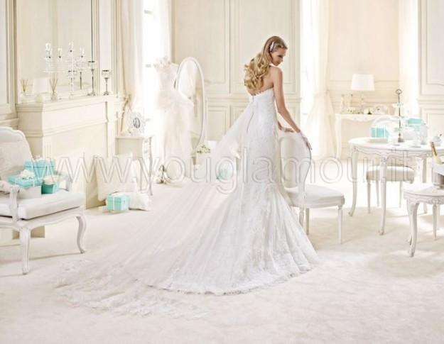 Nicole collezione di abiti da sposa 2015 11