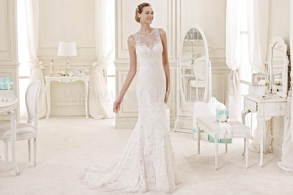 Nicole collezione di abiti da sposa 2015 12