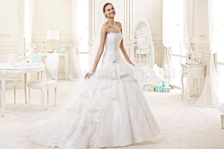 Nicole collezione di abiti da sposa 2015 3