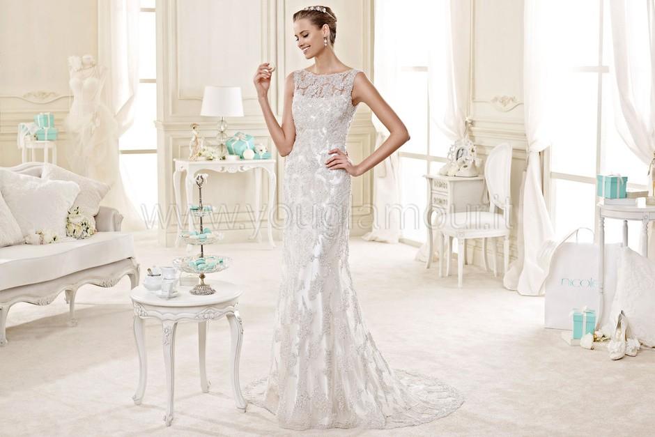 Nicole collezione di abiti da sposa 2015 4