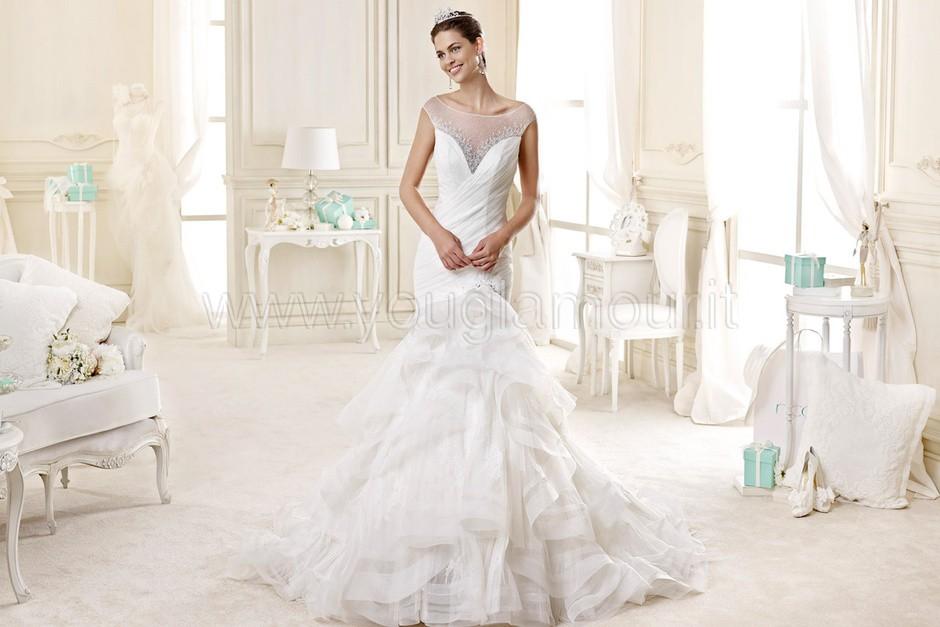 Nicole collezione di abiti da sposa 2015 7