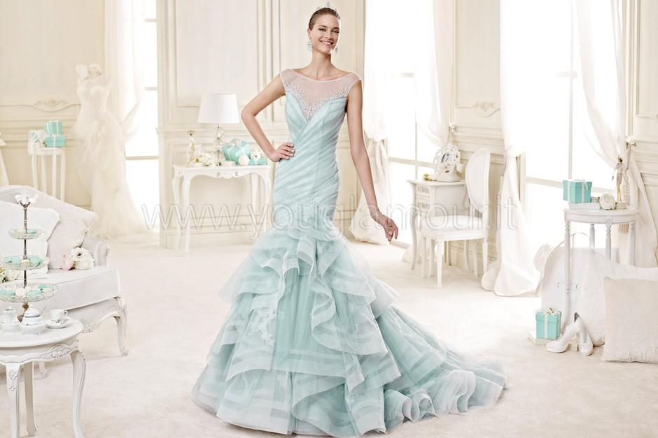 Nicole collezione di abiti da sposa 2015 9