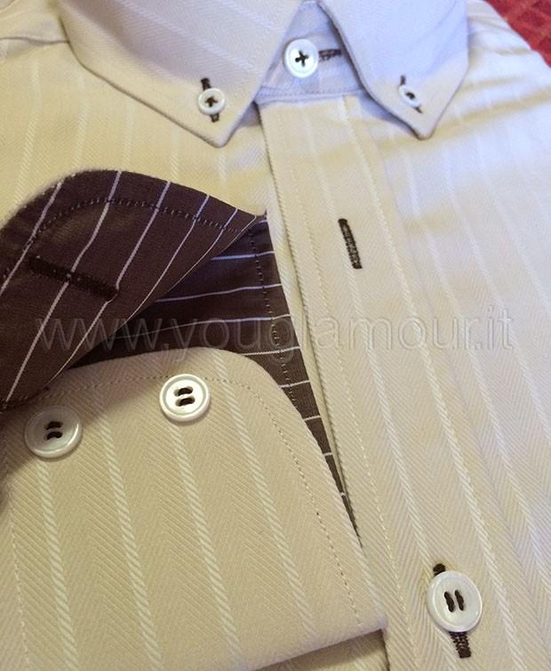 camicia blackpier su misura
