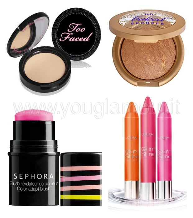Saldi Estivi 2014: i prodotti make-up da acquistare