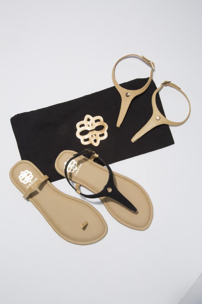 Sandali personalizzabili con Cambiami!