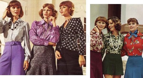 sempre popolare design innovativo il più grande sconto Un salto nella moda anni 70: la camicia