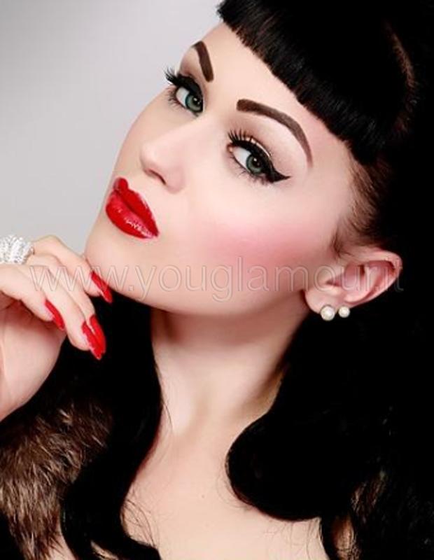 Make-Up: Trucco Anni 50