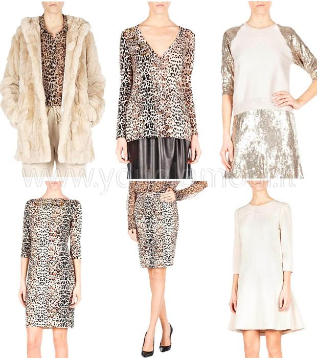 Blugirl collezione autunno inverno 2014 look da giorno