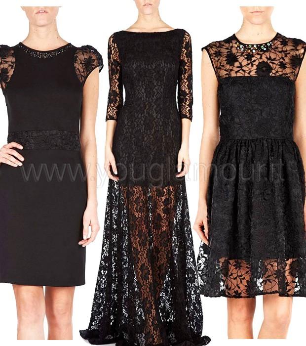 Blugirl collezione autunno inverno 2014 look elegante