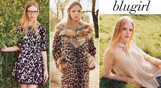 Blugirl collezione autunno inverno 2014