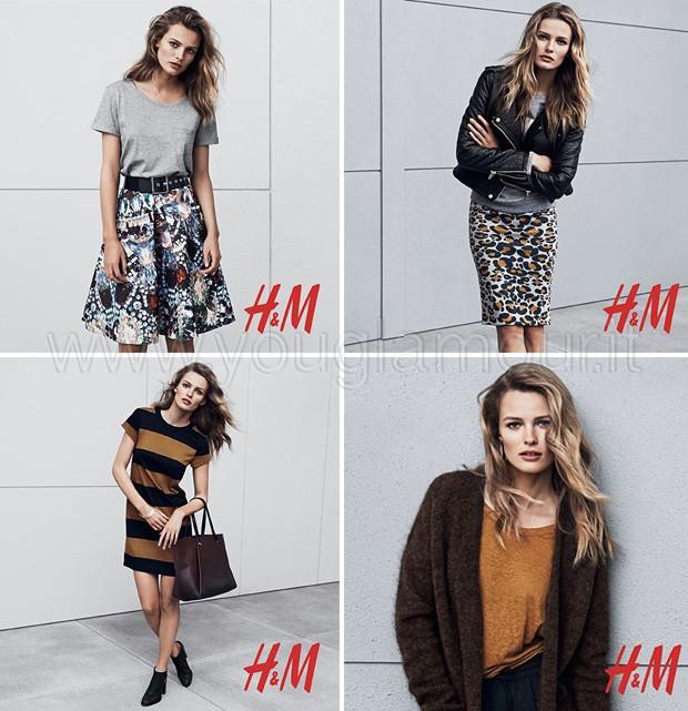 H&M collezione autunno inverno 2014