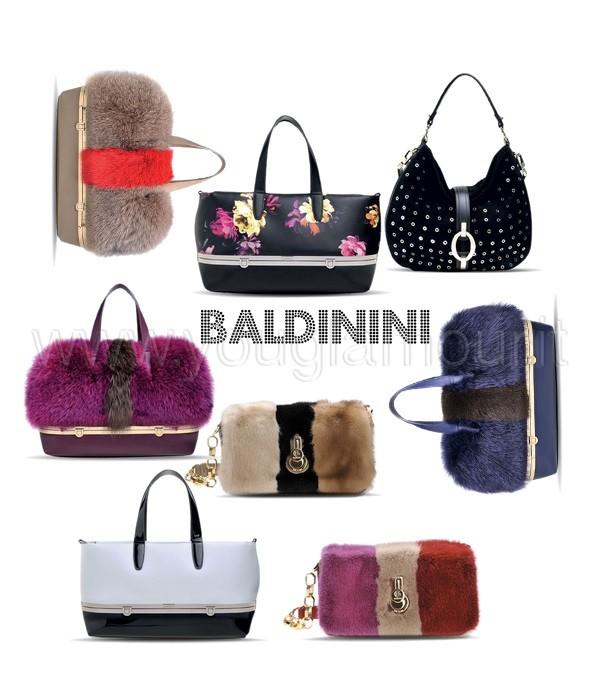 30b1571680 Baldinini borse, la collezione autunno/inverno 2014