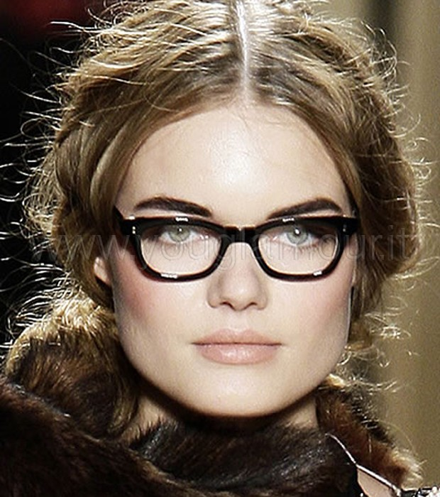 Consigli Make-Up: trucco con gli occhiali