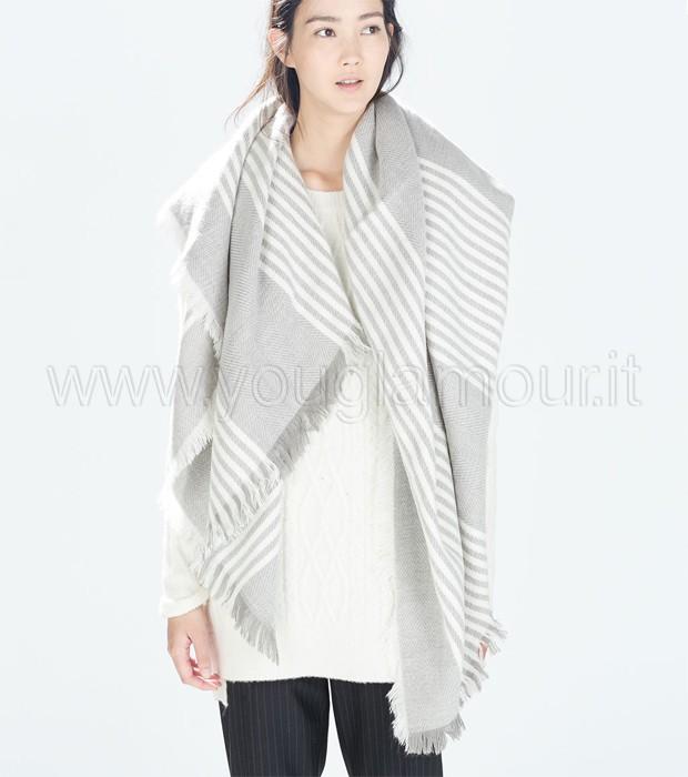 Le sciarpe e i foulard di Zara Autunno 2014