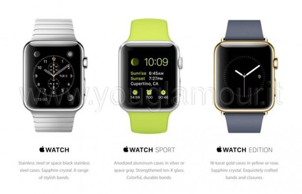 A ciascuno il suo Apple Watch!