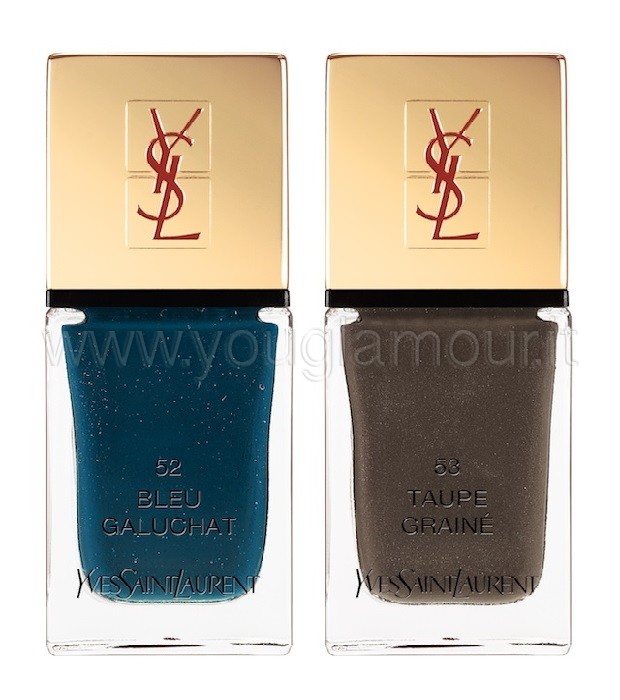 Yves Saint Laurent presenta La Vernithèque Collection