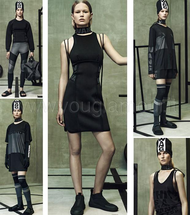 Alexander Wang per H&M inverno 2014